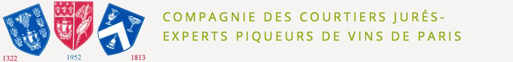 Compagnie des Courtiers Jurés-Experts Piqueurs de Vins de Paris